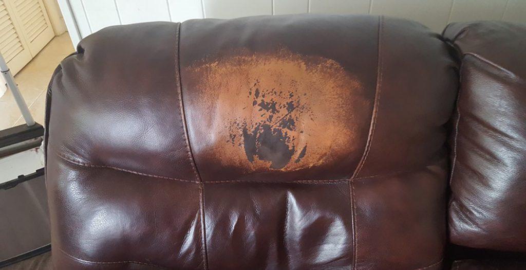 rénovation cuir